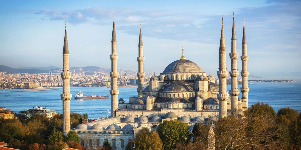 Voyage organisé à Istanbul, Turquie à partir de -Hôtel 4 étoiles «Piya Sport»