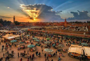 Voyage organisé Marrakech pour fin d'année